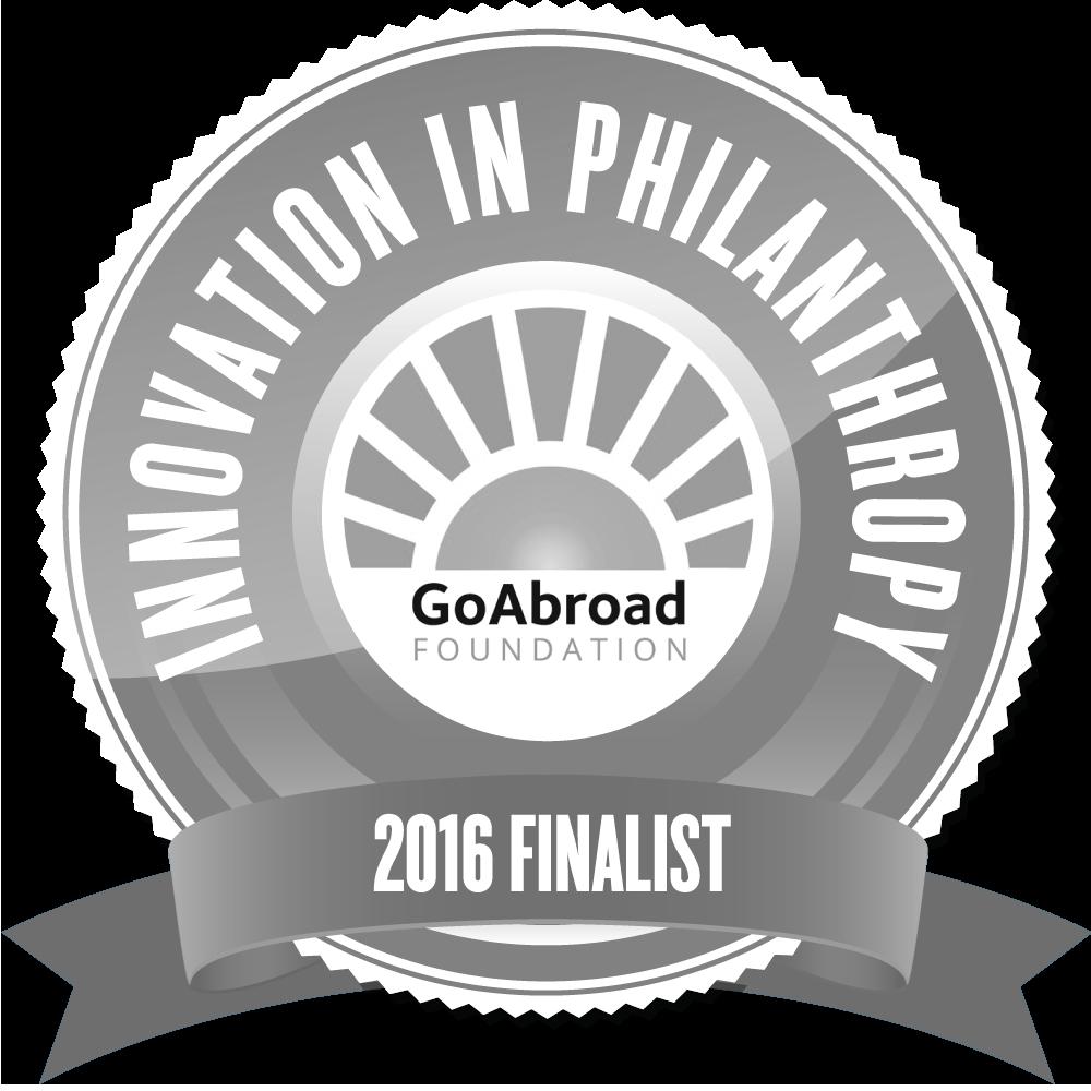 Nominated for Goabroad Awards in Philanthropy & Alumni Engagement 2016