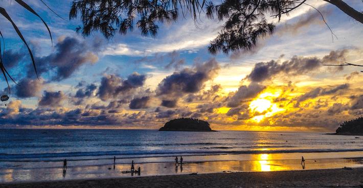 Kata Beach in Phuket, Thailand, is ITA Ambassador Mike Opaliski's favorite neighborhood!