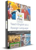 Teach English Abroad and TEFL Certification Brochure