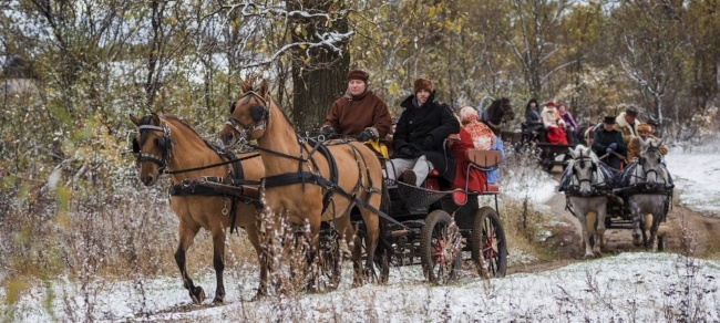 Experience traditional Christmas in Russia