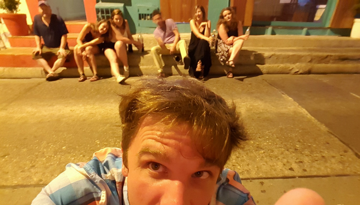how not to take a bad selfie while teaching English abroad 9