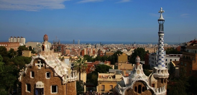 Teaching English in Barcelona, Spain