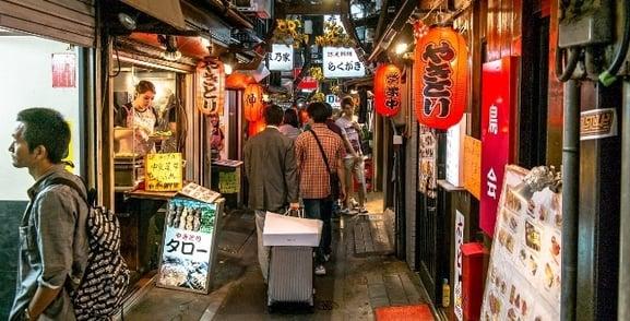 Travel tips for living in Japan