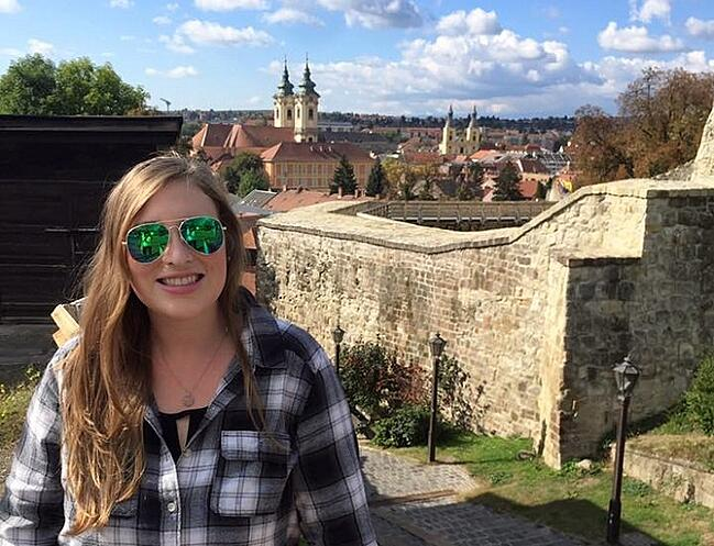 Get a firsthand perspective on teaching through CETP from ITA grad Megan Lethridge