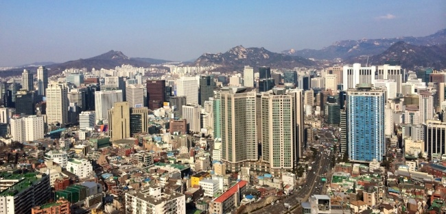 teach English abroad in South Korea