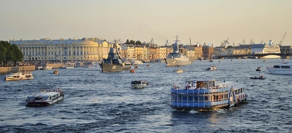 international events around the world - Russia