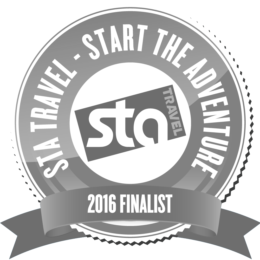 Nominated for Goabroad Start The Adventure Award 2016