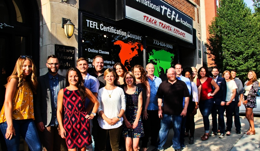 Meet our Team - International TEFL Academy