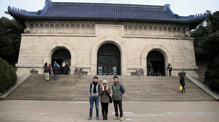 Establishing a Home Away from Home in Suzhou, China