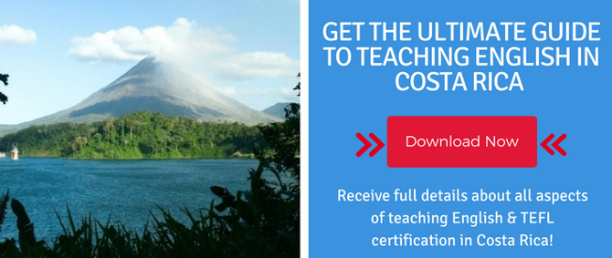 Get the Ultimate Guide to Teaching English in Costa Rica