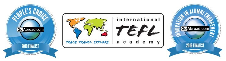 International TEFL Academy Nominated for Major GoAbroad Awards - Learn More!