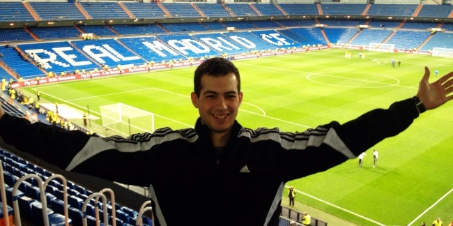 Starting Fresh...Making Friends while Teaching English in Madrid, Spain