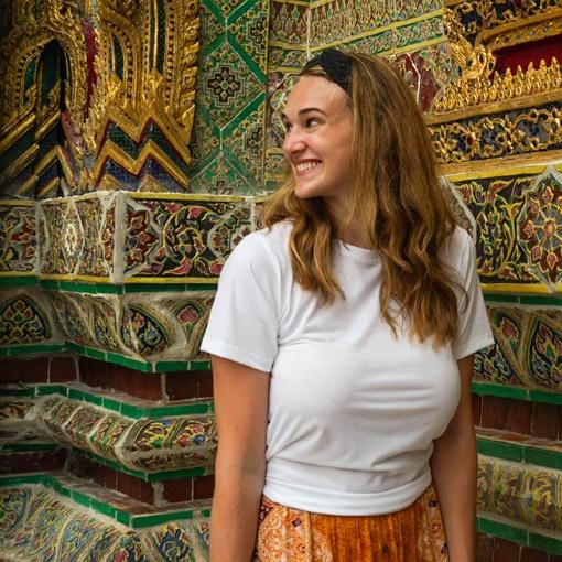 Amanda Kolbye - ITA Alumni Ambassador
