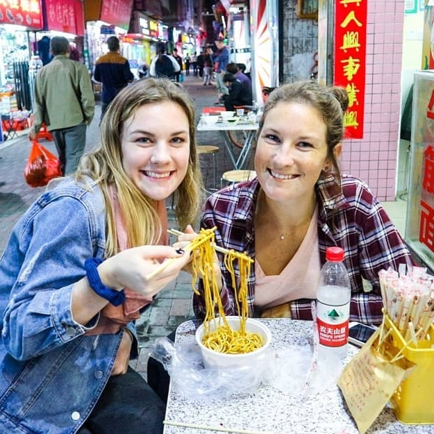 Ambassador - Camille Heiden - Shenzhen, China - Food - Eating-798411-edited