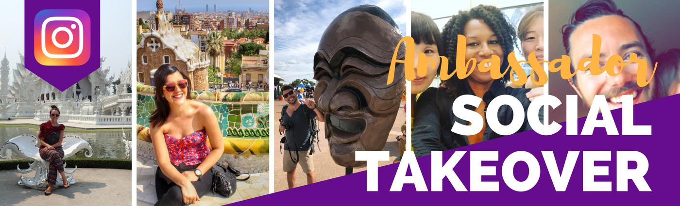 [Video] Ambassador Instagram Takeover: Teach English in Shenzhen, China