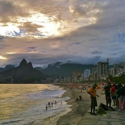 World Alumni Day - Salvador da Bahia, Brazil