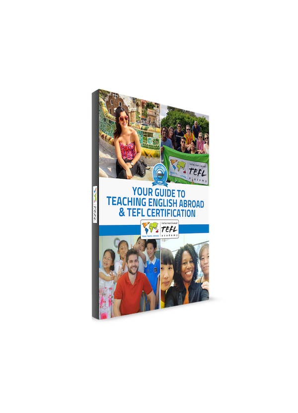 TEFL Brochure For Teaching English Abroad