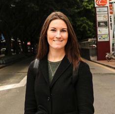 Camille Heiden - ITA Alumni Ambassador