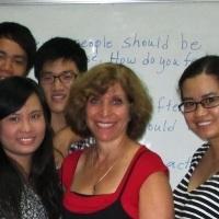 Barbara Carkhuff - International TEFL Academy Professor