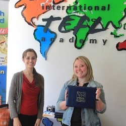 Internationally accredited TEFL Certification Classes for Teaching English in Europe