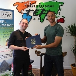 TEFL Certification Classes for Teaching English Abroad