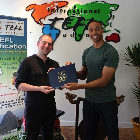 Jan - International TEFL Academy TEFL Professor