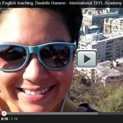 Teaching English in Latin America - Alumni Videos