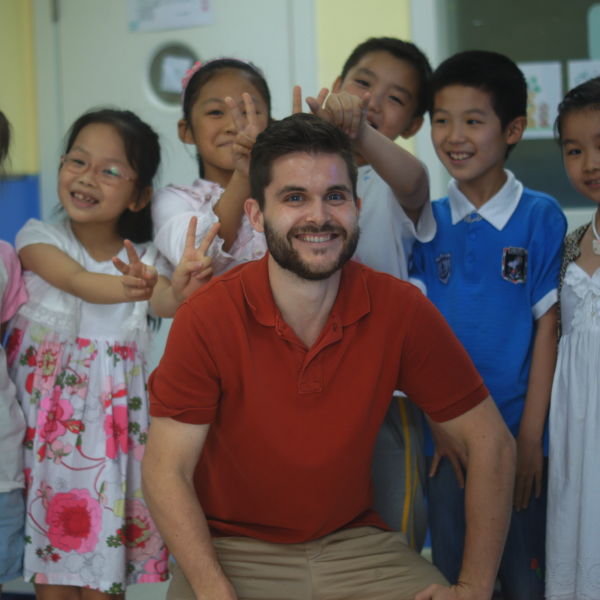 Alumni Stories - Teaching English in Asia