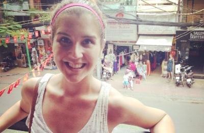 meet Christina Bates - International TEFL Academy Alumni Ambassador