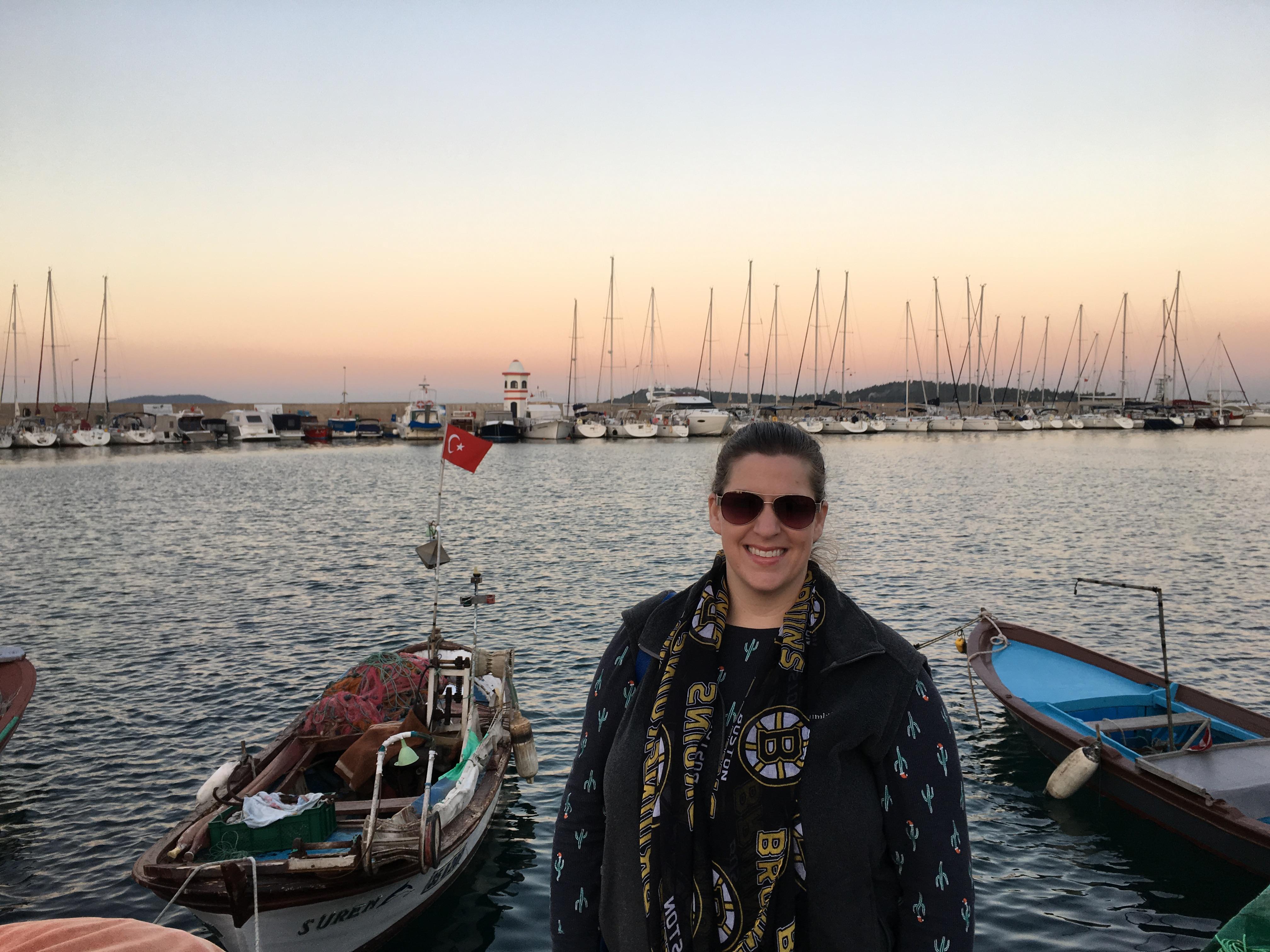 Teaching English Online from Izmir, Turkey - Alumni Q&A with Christine Aslan