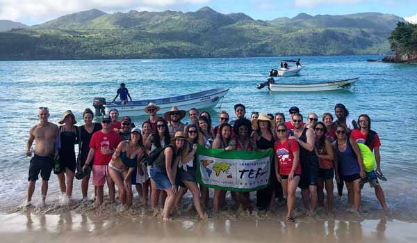 International TEFL Academy Staff in the Dominican Republic