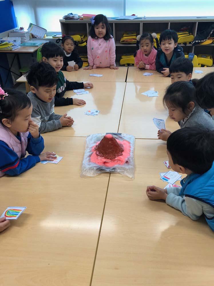 TEFL Classroom in China
