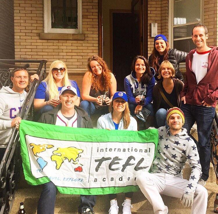 Job Opportunities at International TEFL Academy