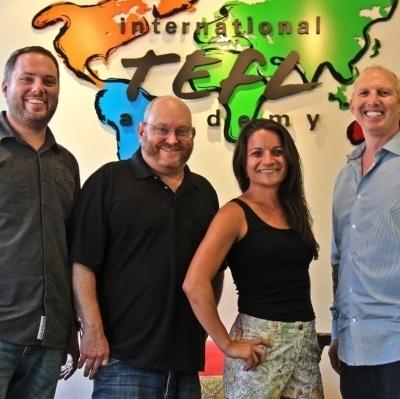 Meet the Founders of International TEFL Academy