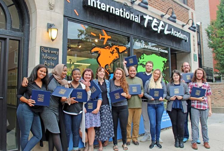 Who Teaches International TEFL Academy's Online TEFL Certification Course?