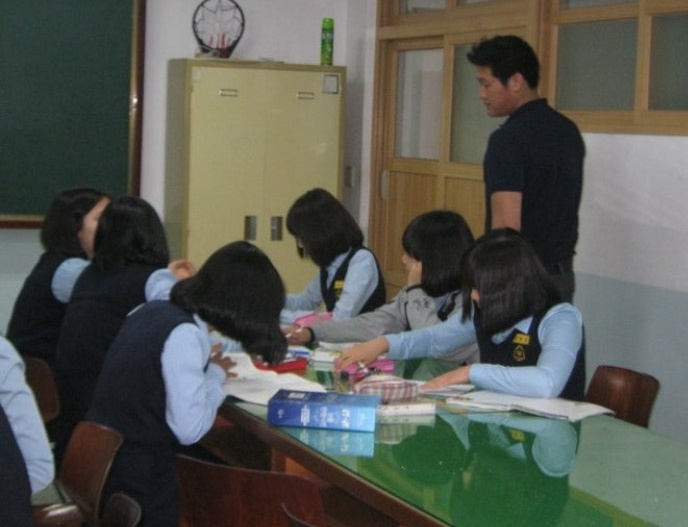 South Korea Teaching English Abroad