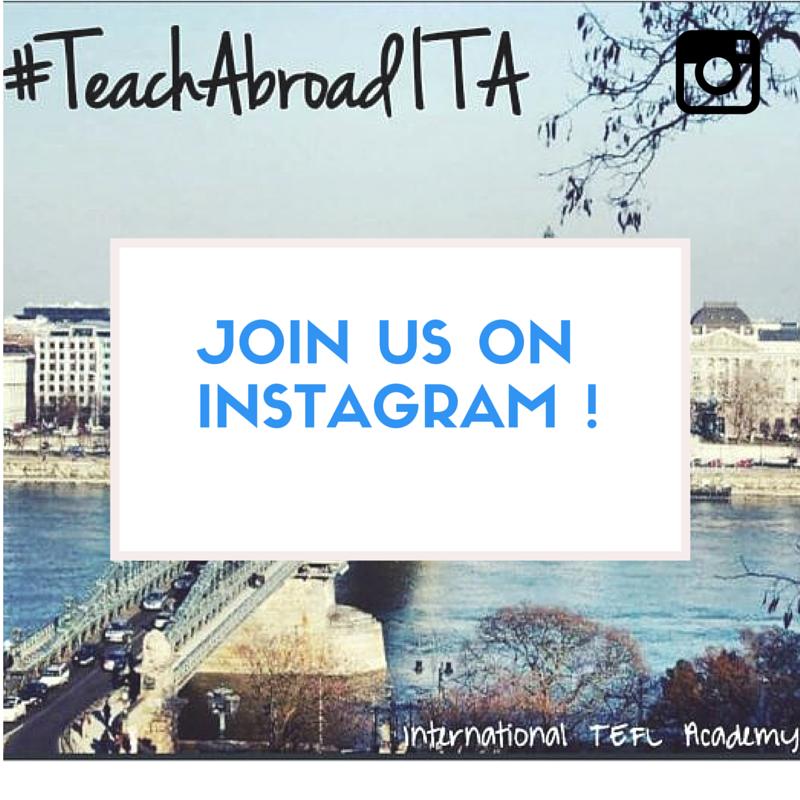 Join ITA on Instagram
