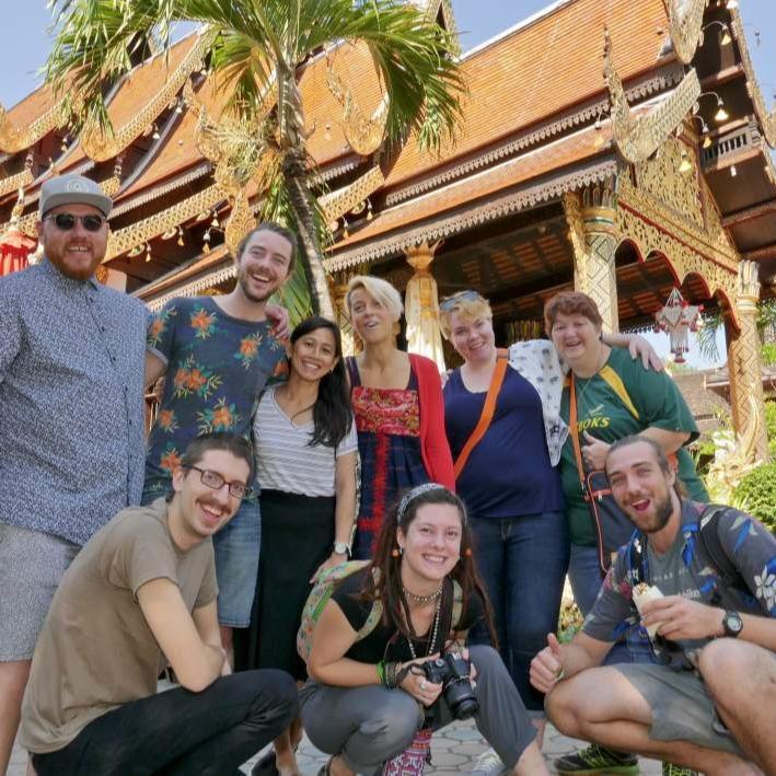 Krabi Thailand TEFL Class