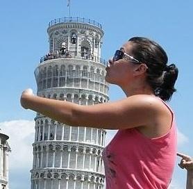 Lynda Pisa Italy