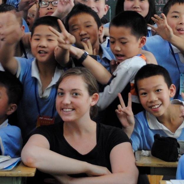 Meghan McNeill - International TEFL Academy Professor