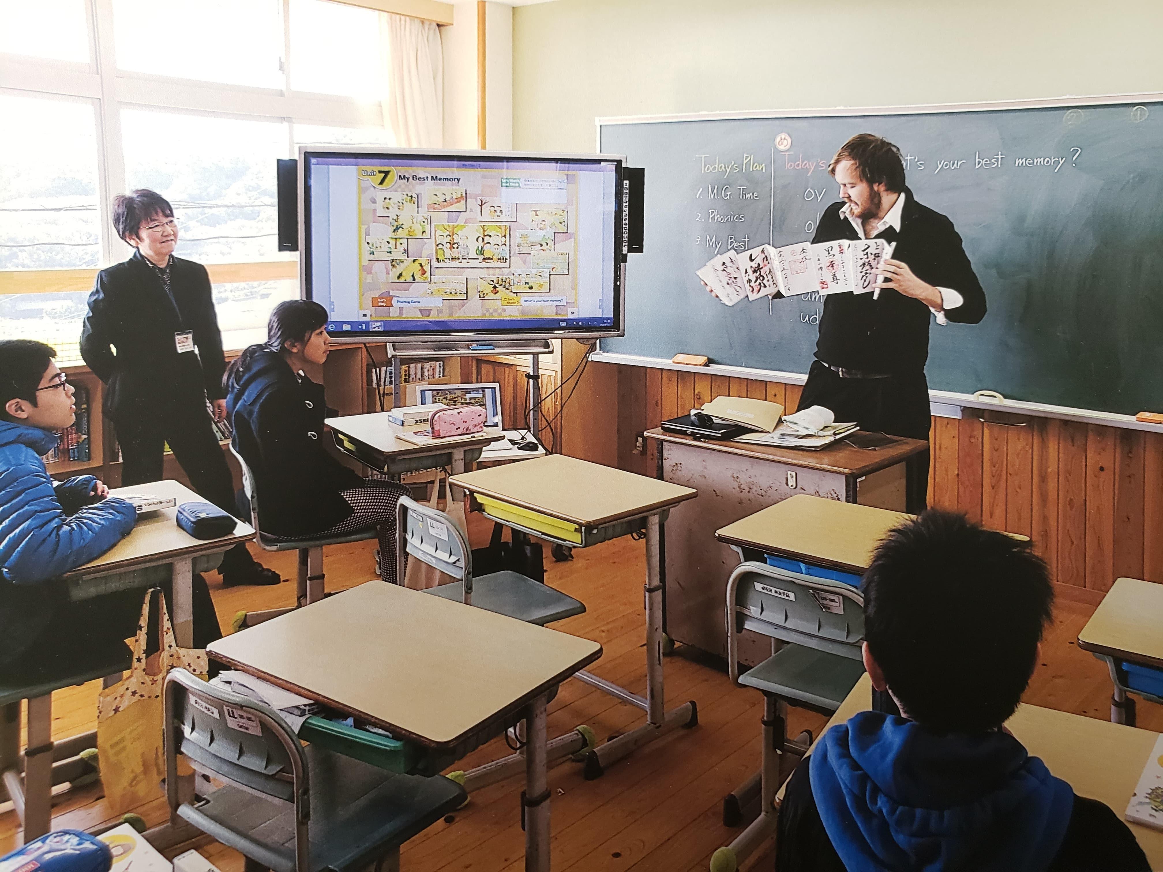 Where Can I Teach English Abroad?
