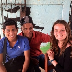 Teaching English in Nicaragua