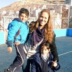 Teaching English in Middle East - Israel & Palestinian Territories