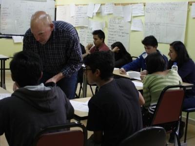 TEFL Classes in Ecuador