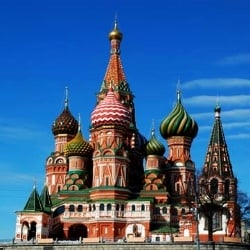 Teach English in Europe - Russia