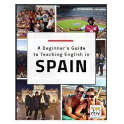 International TEFL Academy - Teaching English in Spain Ebook