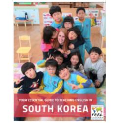 International TEFL Academy - South Korea Ebook
