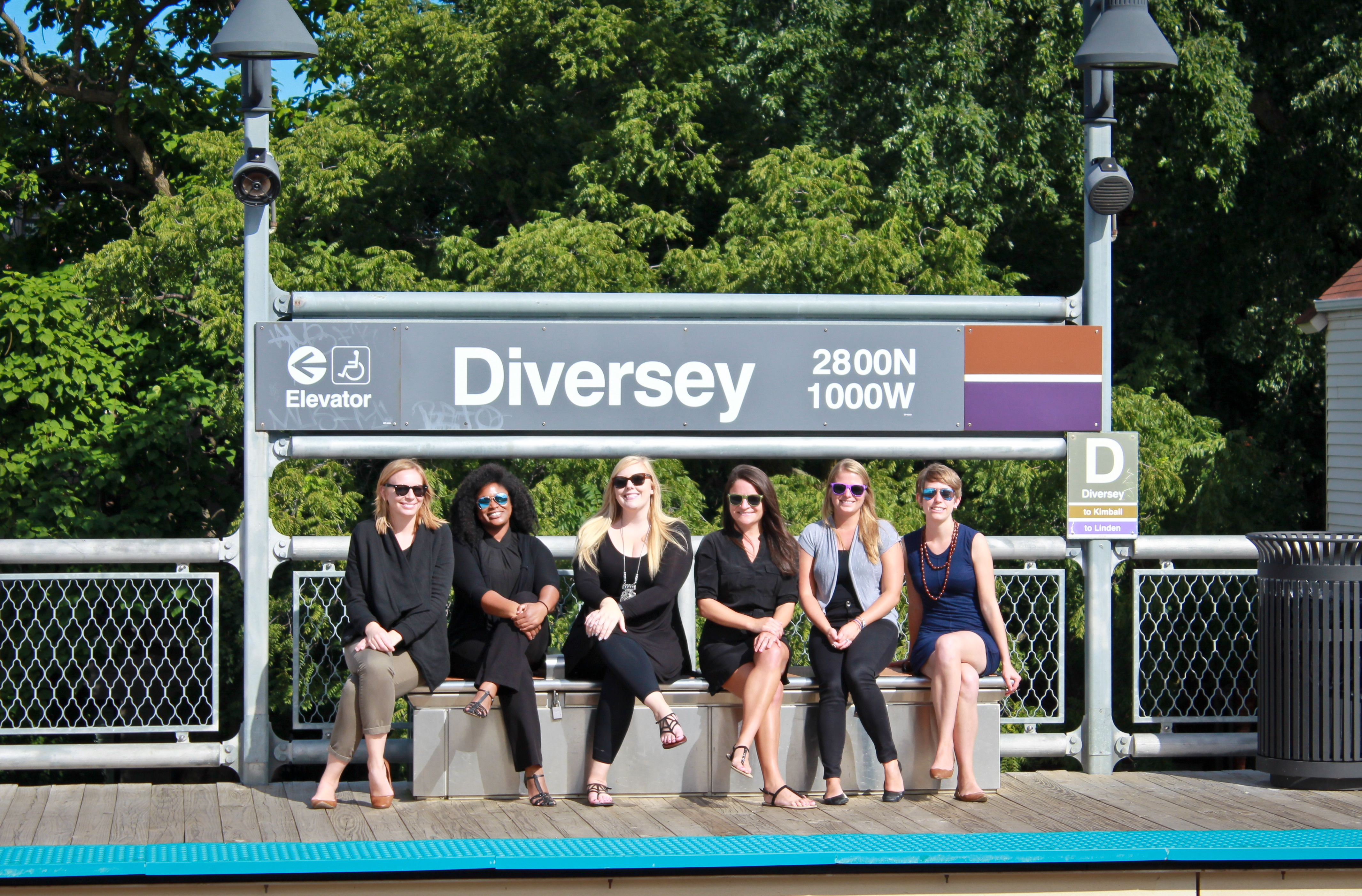 Student Affairs Diversey Stop Chicago