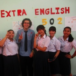 Teaching English in Asia - Alumni Stories
