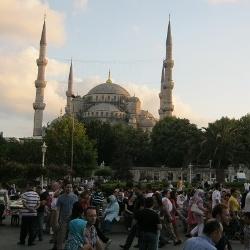 Teaching English in Istanbul, Turkey